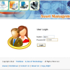 IT Asset Management System Project in PHP