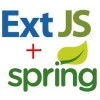 Ext JS 4 Spring MVC CRUD example