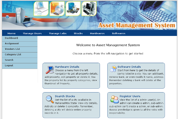 Asset-Management-Dashboard