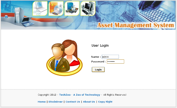 Asset-Management-Login