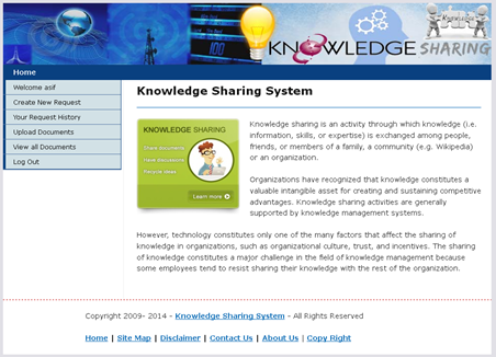 Knowledge Management System – Servlet/JSP Project - TechZoo